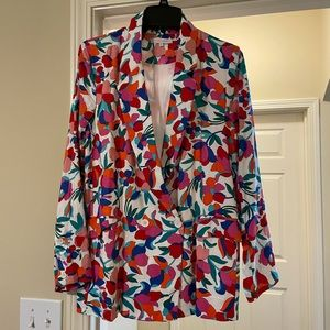 Brand New Olivaceous Blazer